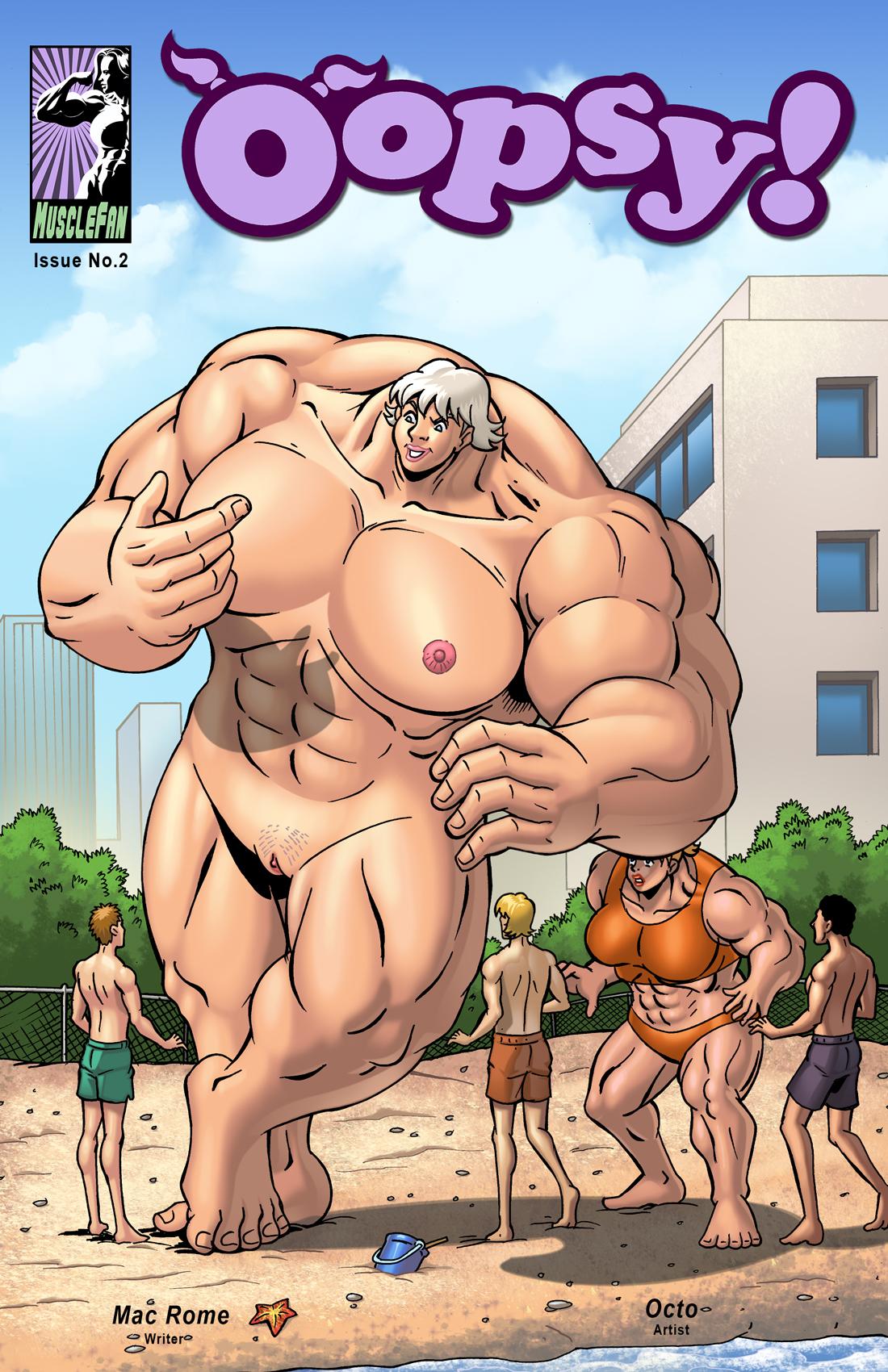 giantess muscle